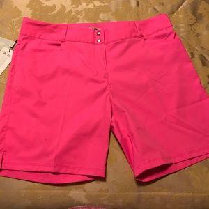 "Adidas Essential 7"" Ladies Golf Shorts - NWT"